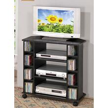 Corner TV/CD Cart