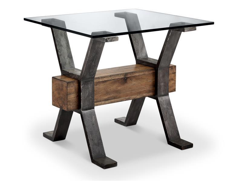 Magnussen HomeSawyer Rectangular End Table