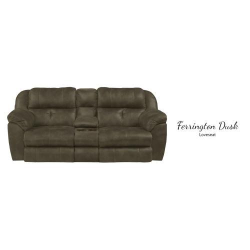 Gallery - Dual Rec Power Sofa w/ Headrest