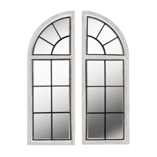 See Details - Doublet - Wall Mirror Set