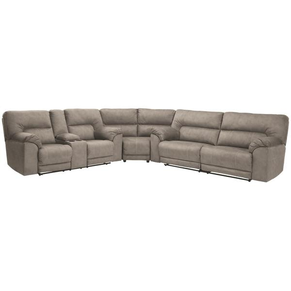 See Details - Cavalcade 3-piece Reclining Sectional