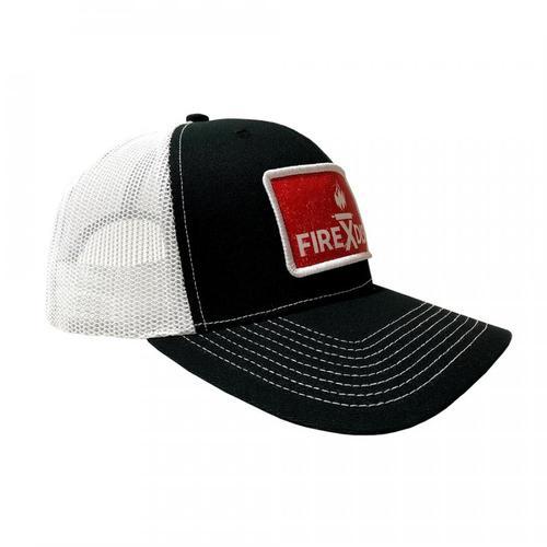 Firedisc Patch Trucker Hat