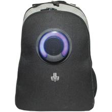 Backpack with Bluetooth® Speaker (Gray)
