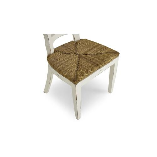 Swedish Farmhouse Chair w/ Tin