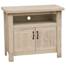 See Details - Television Stand - Barn Brown