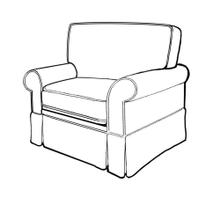 View Product - Chair Slipcover