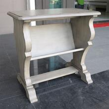 Library Chair Side Table