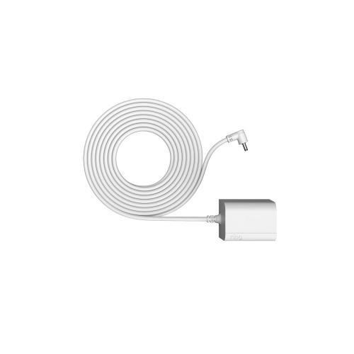Indoor/Outdoor Power Adapter (Barrel Plug) (for Stick Up Cam Plug-In) - Black