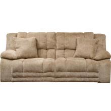 View Product - Lay Flat Reclining Sofa w/ Extended Ottomon