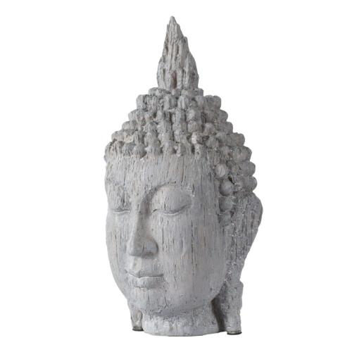 A & B Home - Buddha Head Sculpture
