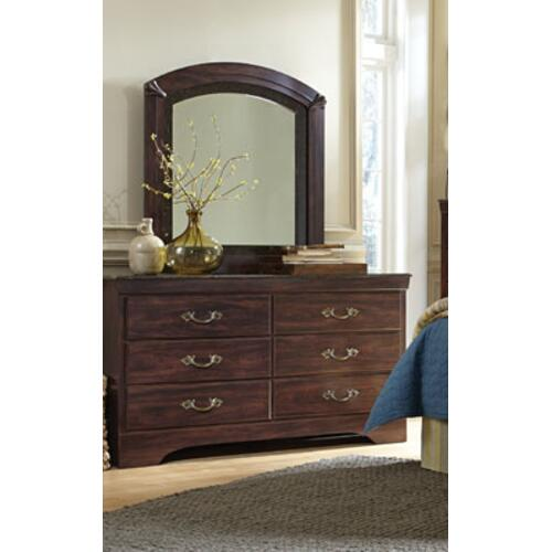 Dresser/Mirror, Chest and Queen headboard