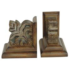 Lowell Bookend Pair