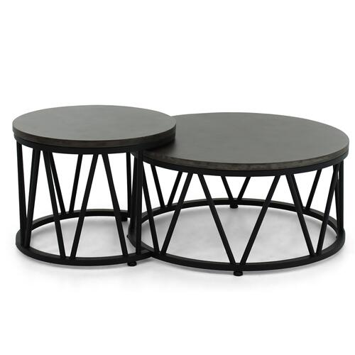 MENTON LWC Coffee Tables (set of 2)
