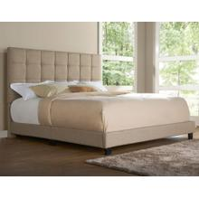 Brooklyn King Bed, Sand