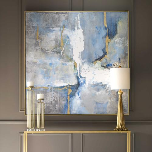 Uttermost - Meditation Hand Painted Canvas