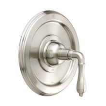 View Product - Ashbee PB Shower Valve Trim Lever Handle - Brushed Nickel