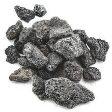 Black Natural Lava Rocks