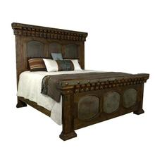 View Product - King Capitel Copper Bed