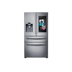 Samsung28 cu. ft. Family Hub™ 4-Door French Door Refrigerator in Stainless Steel