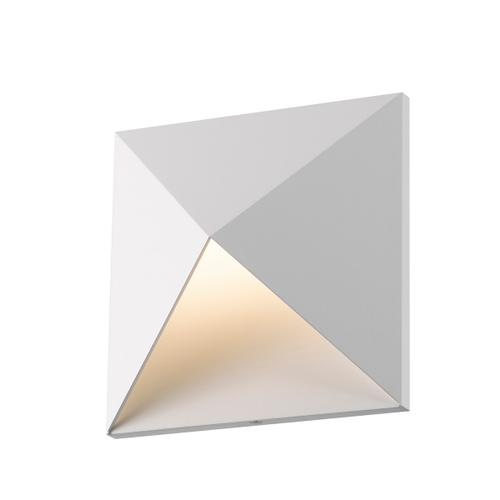 Sonneman - A Way of Light - Prism LED Sconce [Color/Finish=Textured White]