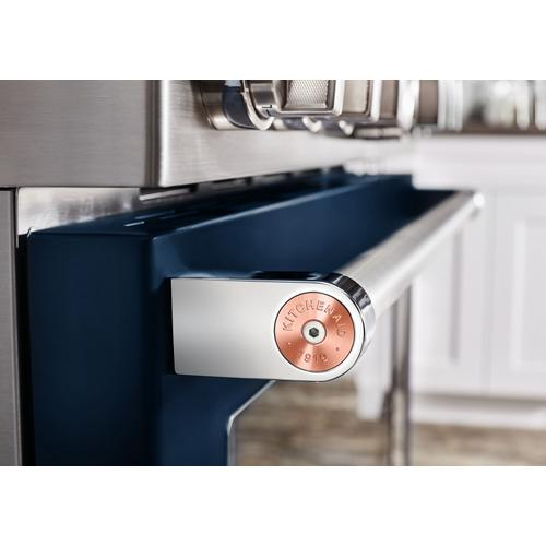 KitchenAid® Commercial-Style Range Handle Medallion Kit - Copper