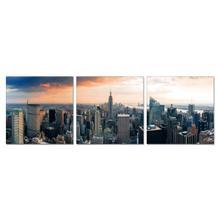 Modrest NYC 3-Panel Photo