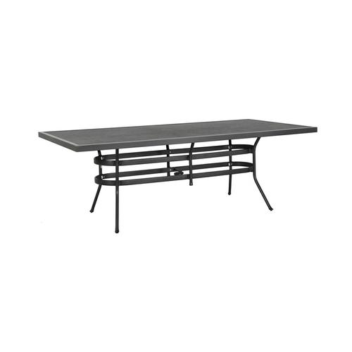"""Castelle - 84"""" Marquis Rectangular Dining Table"""