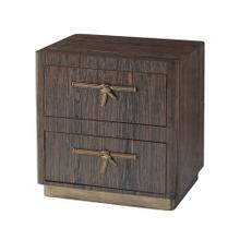 Iconic Nightstand II - Without Metal Details