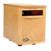 Original SUNHEAT USA1500 Golden Oak Infrared Heater