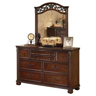 Leahlyn Dresser and Mirror