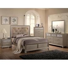 Lila King Headboard/footboard