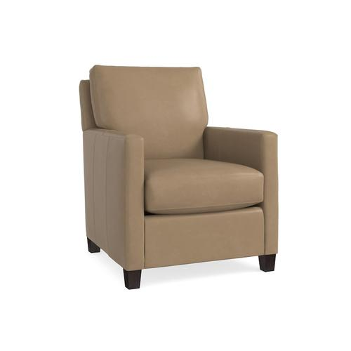 Bassett Furniture - Trent Leather Accent Chair