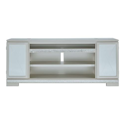 """Signature Design By Ashley - Flamory 72"""" TV Stand"""
