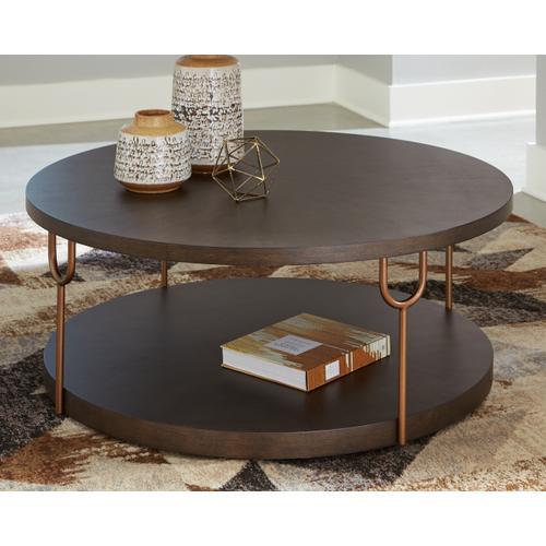 Signature Design By Ashley - Brazburn Coffee Table