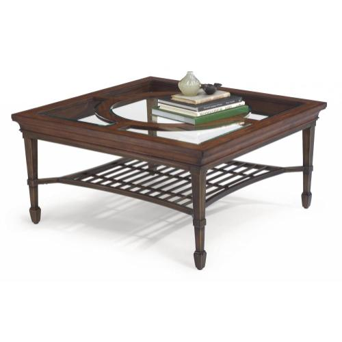 Flexsteel Home - Hathaway Square Coffee Table