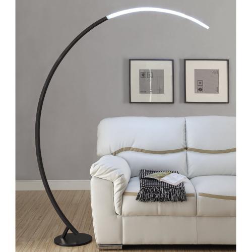 """74.5""""H Arc Floor Lamp"""