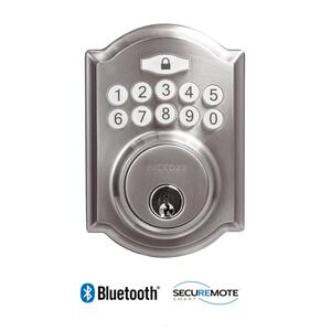 Hickory Smart Bluetooth Enabled Deadbolt - Traditional Style Product Image