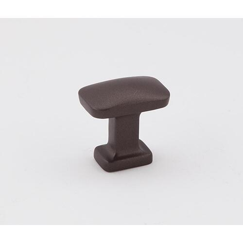 "CLOUD 1"" KNOB A252-1 - Chocolate Bronze"