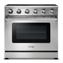 See Details - 36 Inch Professional Electric Range