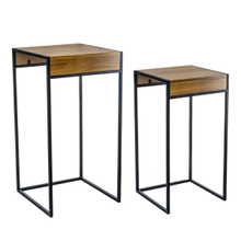 See Details - Square Side Table (2 pc. set)