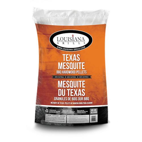 40lb Texas Mesquite Pellets (Free Shipping)