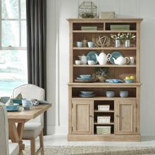 Cambridge Collection Buffet and Hutch