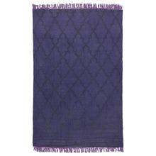 See Details - Pergola Purple Flat Weave 8x10