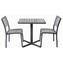 See Details - Mason Outdoor 2-Top Dining Set