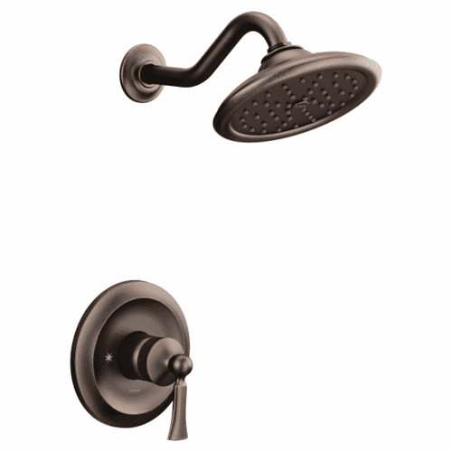 Wynford oil rubbed bronze m-core 3-series shower only