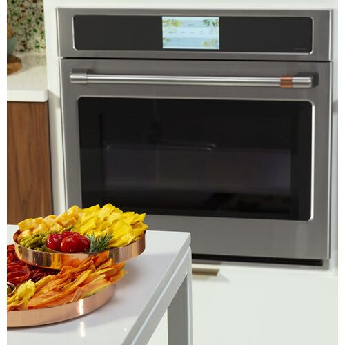 "Café Professional Series 30"" Smart Built-In Convection Single Wall Oven"