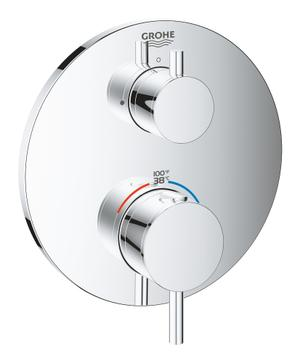 Atrio Single Function 2-Handle Thermostatic Trim Product Image