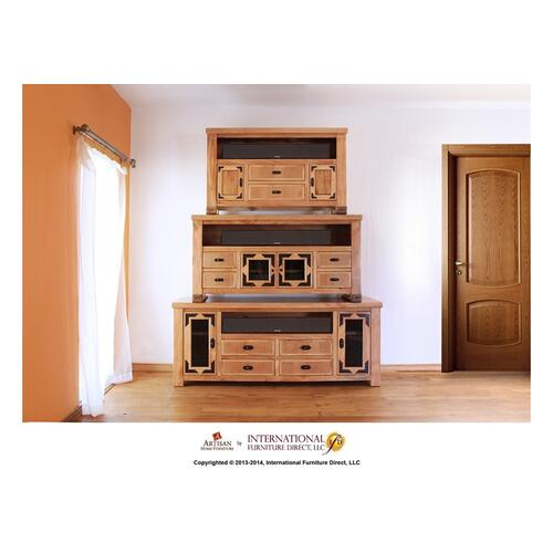 "Artisan Home Furniture - 52"" TV Stand"