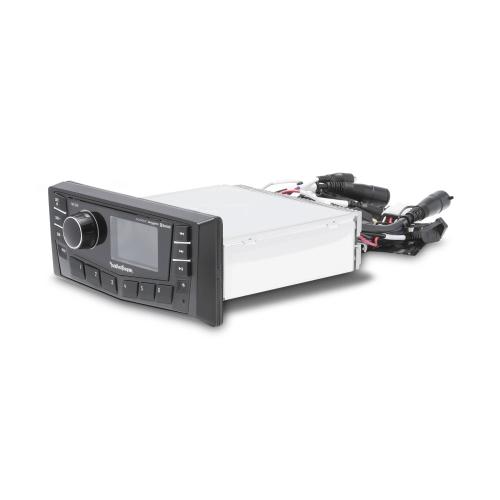 """Rockford Fosgate - Punch Marine AM/FM/WB Multi-Zone Digital Media Receiver 2.7"""" Display w/ CANbus"""