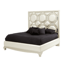 After Eight Cal King Upholstered Bed (3 pc)